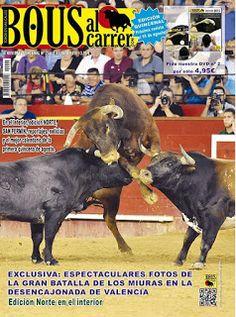 torodigital: Revista QUINCENAL del 1 de agosto de Bous al Carr...