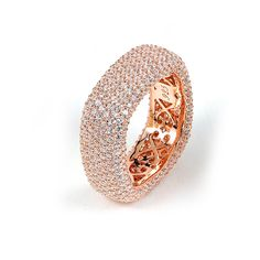 Sparkle Square Ring