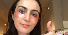 The 14 Products I Use for My Chronic Raccoon Eyes #besteyecreamforbags #RetinolCream Eye Cream For Dark Circles, Eye Circles, Eye Bag Cream, Best Skin Cream, Hydrating Eye Cream, Homemade Eye Cream, Beauty Hacks For Teens, Anti Aging Eye Cream, Patches