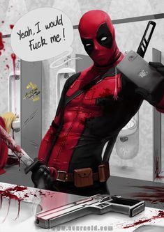 Deadpool by SourAcid on DeviantArt