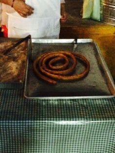 The best churro ever! Puerto Vallarta 5/15