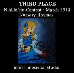 Nibblefest Art Contest