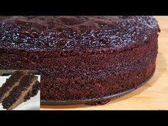 Rich & Moist Chocolate Sponge Cake Recipe -New foolproof method -Best base for Chocolate Cakes Sponge Cake Recipes, Easy Cake Recipes, Dessert Recipes, Chocolate Sponge Cake, Chocolate Cakes, Nutella Chocolate, Cake Base Recipe, Coconut Desserts, Coconut Cakes