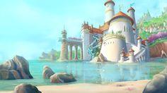 Dress up Ariel   Disney Junior LATAM