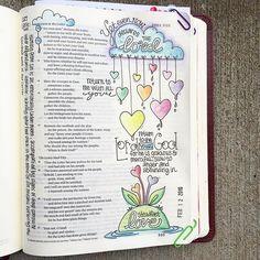 Scripture Art, Bible Art, Scripture Doodle, Bible Prayers, Bible Scriptures, Joel Osteen, Bible Study Journal, Art Journaling, Journal Art