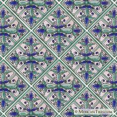 Mexican Tile - Sicilia 2 Terra Nova Mediterraneo Ceramic Tile