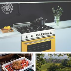 Here we celebrate the strong bonds between the engineers who design and build Bertazzoni appliances, the great agricultural traditions of the region and the unique depth and character of Italian cooking.
