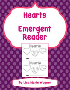 This is a simple emergent reader for young learners that are beginning to learn how to read.