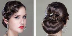 Δείτε βήμα προς βήμα πώς μπορείτε να πετύχετε το hairstyle της φωτογραφίας