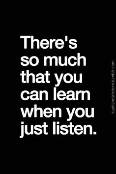 Be a good Listener. Encourage others to talk about themselves! - Dale Carnegie