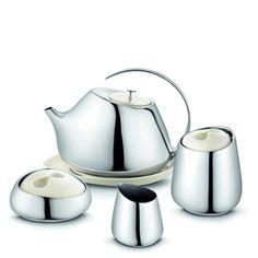Georg Jensen Helena tea service - swoooon!