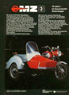 TS 250/1 Gespann 1979