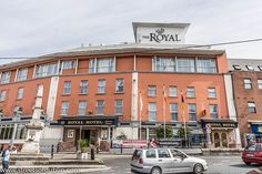 The Royal Hotel - Bray Town In County Wicklow (Ireland) [The Streets Of Ireland]