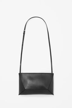 COS - Structured leather bag
