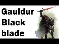 Skyrim How to get: Gauldur Blackblade (Location Folgunthur Walkthrough) - YouTube
