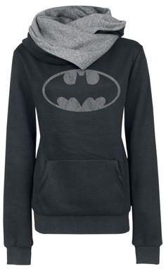 Batman, Girls hooded sweatshirt