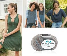 """SCHULANA """"Kleo"""" Trends, Couture, Knitting, Tricot, Cast On Knitting, Stricken, Haute Couture, Crocheting, Knits"""