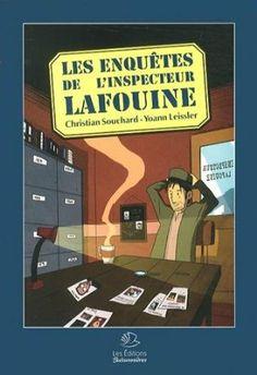 BD les Enquêtes de l'Inspecteur Lafouine - Christian Souchard, Yoann Leissler - Amazon.fr - Livres
