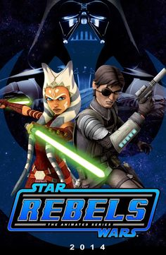 Star Wars Rebels   WOW!!! Ahsoka and Lux? Are they In  It? I MUST know!!!