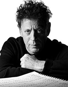 Philip Glass at La Belle et la Bete -- Film Screening & Live Performance Steve Reich, Studio Photography Poses, Classical Music Composers, Philip Glass, City Winery, Music People, Portraits, Conductors, New Music