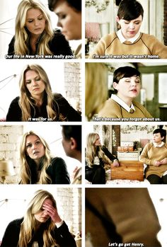 I understand Snow is always trying to be gentle with Emma cause Emma can act like a stubborn 3 year old, but I'm sick and tired of Emma thinking she can do whatever she wants. I want Snow to raise her voice and tell her daughter what she needs to hear. Snow is her mother and it's about damn time she owns it #OUAT