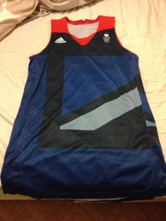 #Adidas team gb #basketball #jersey xxl,  View more on the LINK: 	http://www.zeppy.io/product/gb/2/162083014146/