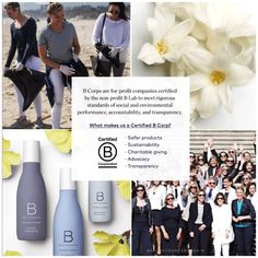 Did you know that Beautycounter recently received an updated Certified B Corporation score of 95? Hurray!!! How does your beauty brand compare? Check us out! #BCorp #Sustainability #Charitable #Advocacy #Transparency