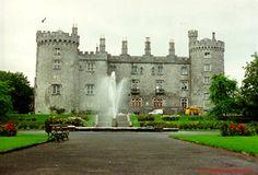 Kilkenny Castle - Kilkenny, Ireland.
