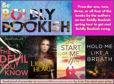 Be Boldly Bookish! http://behindthebloom.tumblr.com/post/115400844146/behindthebloom-are-you-boldly-bookish-bloomsbury