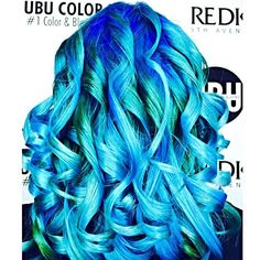 Electric Blue Color Melt   Done by @pennymagdziak  at @ubucolorsalon using @magiclightener @mineralsofeden.official @olaplex @pravana color locked in Teal and neon blue #colormelt #colorfulhair #galaxyhair #mermaid #mermaidhair #mermaidians #unicornhair #colourpop #pravana #pravanavivids #neon #neonhair #ESTETICALIKES  #rainbowhair #rainbow #hairenvy #hairinspo #hotonbeauty #pinkhair #purplehair  #Olaplex  #dollswithdye @mermaidians #showusyourvivids #voiceofhair #pastelhair