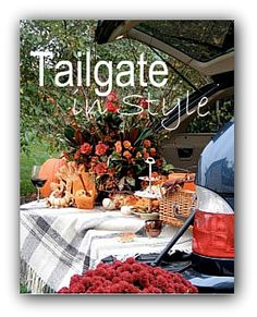Tailgate Party Plan | PartyBluPrints.com