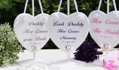 Cute little signs X Creative blossom personalised plaques & signs FB