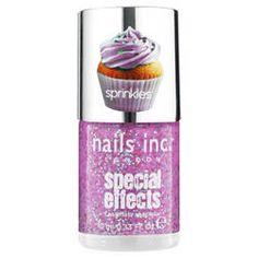 """Sprinkles - Smalto effetto """"gocce"""" di nails inc. su Sephora.it. Profumeria online"""