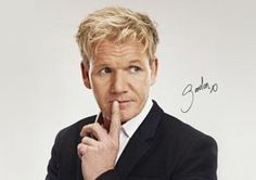 Read Gordon Ramsay's Advice for Frustrated Chefs (and Really All of Us)  Food News
