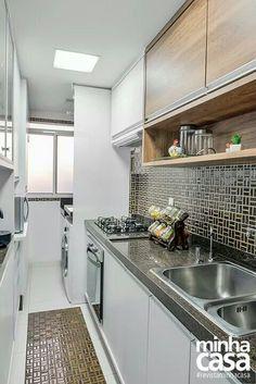 Cozinha mostra Revista Minha Casa