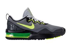 Nike Air Max Fury (Heritage Neon