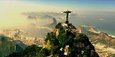 Cristo Redentor – Rio de Janeiro melhores lugares turisticos do Brasil