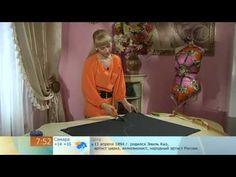 Трикотажное платье-блузон.mp4 — Яндекс.Видео