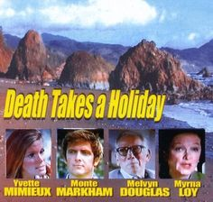 """Death Takes a Holiday"" Yvette Mimieux Monte Markham Abc Movies, Movies Online, Movie Tv, Classic Tv, Classic Beauty, Yvette Mimieux, Melvyn Douglas, Myrna Loy, Movie Of The Week"