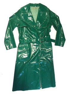 Pvc Raincoat, Shirt Dress, Stylish, Unique, Model, Sleeves, How To Wear, Cotton, Shirts