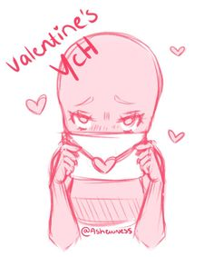 valentines day drawings [YCH] Valentines day [CLOSED] by Ashewness on DeviantArt Anime Drawings Sketches, Cute Drawings, Valentines Day Drawing, Poses References, Drawing Expressions, Art Poses, Cartoon Art Styles, Drawing Reference Poses, Drawing Base