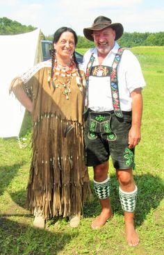 I'm a Bavarian Native