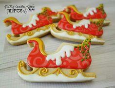 Sleigh Cookies
