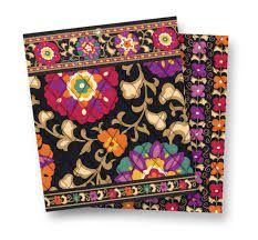 suzani style of Indian embroidery