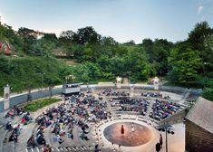 Traditional amphitheatre restored to host Greek tragedies.