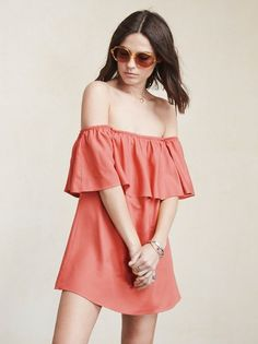 We're not sure how much PTO you have, but you should probably take a vacation and take this dress with you. It's great for out of office activities but really you can wear it anywhere. https://www.thereformation.com/products/nashville-dress-aves?utm_source=pinterest&utm_medium=organic&utm_campaign=PinterestOwnedPins