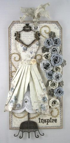 Very nice.. perhaps I can use this for a wedding/bridal page...