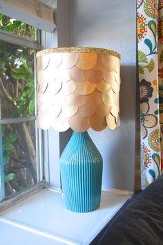 DIY Lamp Makeover   Love & Renovations