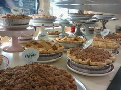 pies at high 5 pie
