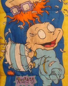 Rugrats Sleeping bag